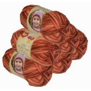 Acrylic_Yarn_100g_189m_8ply_Multi_Fire