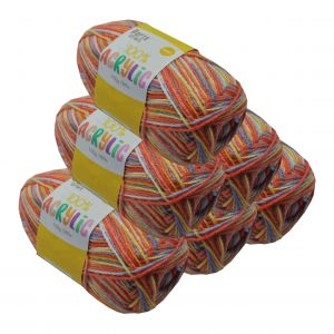 Acrylic_Yarn_100g_189m_8ply_Multi_Applejack