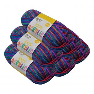 Acrylic_Yarn_100g_189m_8ply_Multi_Jelly_Belly