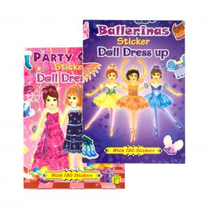 1_x_Book_Kids_Colouring_Doll_Dress_Up_w_Stickers_A4_16pg_51740