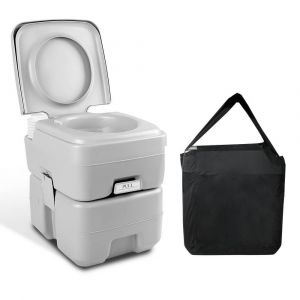 Weisshorn_20L_Portable_Outdoor_Camping_Toilet_with_Carry_Bag-_Grey