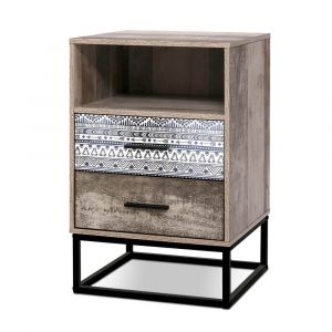 Artiss_Bedside_Tables_Drawers_Side_Table_Wood_Nightstand_Storage_Cabinet_Unit
