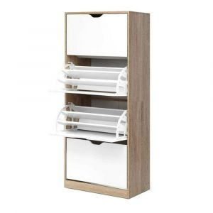 Artiss_48_Pairs_Shoe_Cabinet_Rack_Organiser_Storage_Shelf_Wooden
