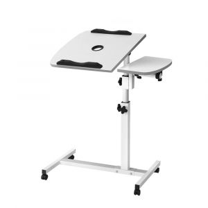 Adjustable_Computer_Stand_with_Cooler_Fan_-_White