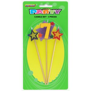 3pc_Numeral_Candle_Set_-_7