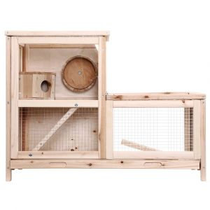 i.Pet_Hamster_Guinea_Pig_Ferrets_Rodents_Hutch_Hutches_Large_Wooden_Cage_Running_80cm_x_40cm_x_60cm