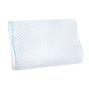 Giselle_Memory_Foam_Pillow_Ice_Silk_Cover_Contour_Pillows_Cool_Cervical_Support