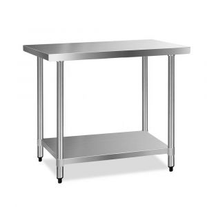 Cefito_610_x_1219mm_Commercial_Stainless_Steel_Kitchen_Bench