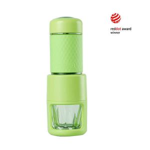 STARESSO_Coffee_Maker_Red_Dot_Award_Winner_Portable_Espresso_Cappuccino_Quick_Cold_Brew_Manual_Coffee_Maker_Machines_All_in_One_-_Green