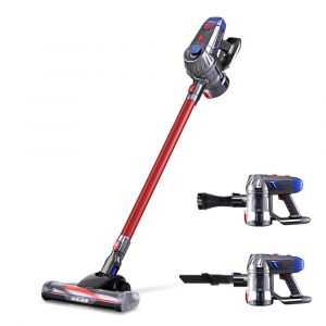 Devanti_Handheld_Vacuum_Cleaner_Cordless_Stick_Handstick_Vac_Bagless_2-Speed_Headlight_Red